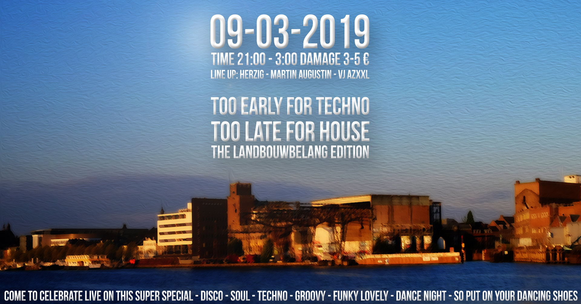 26 02 2019 Too early for techno too late for house FB header1 LBB